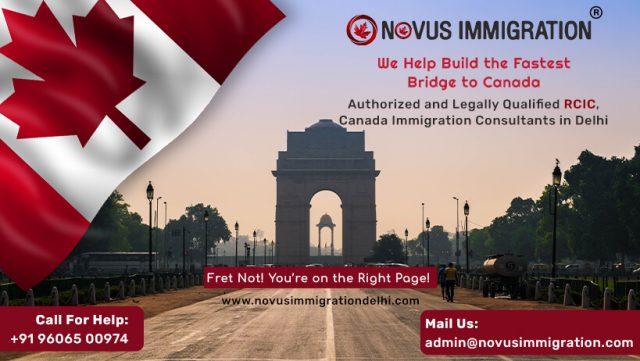 canada immigration consultants in delhi