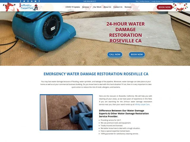 Water Damage Cleanup Services Rosevile CA-2f3cddf1
