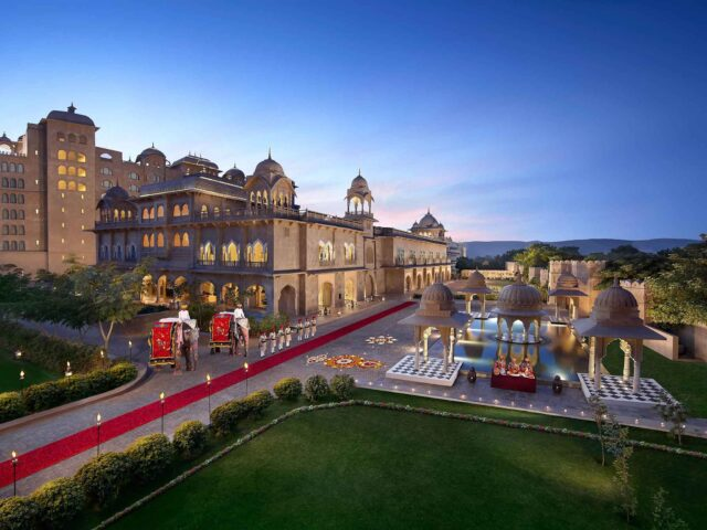 Go For Appealing Destination Wedding in Jaipur-448e539a
