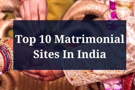 Top 10 Matrimonial Sites In India-cf903865